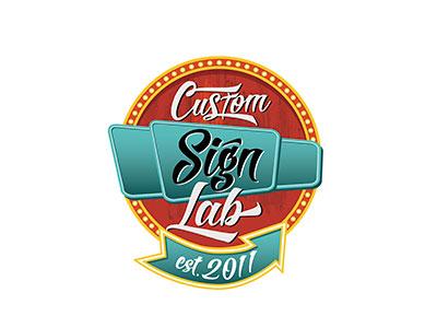 Custom Sign Lab